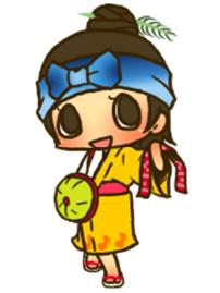 お客様から届いたキャラクターのイメージ画