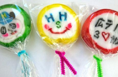 広商デパート30周年記念キャンディー
